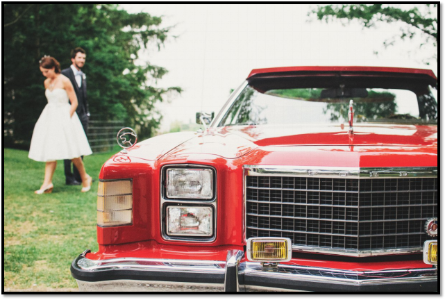 Wed Like the Royalty: Rent a Luxury Limo for Your Dream Wedding!